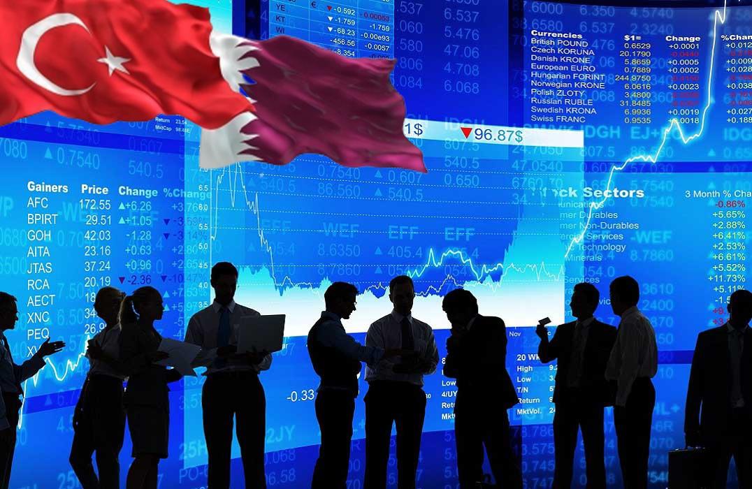 قطر تشتري 10% من بورصة إسطنبول