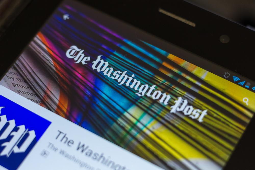 أداة إعلانية الكترونية جديدة لـ «واشنطن بوست»