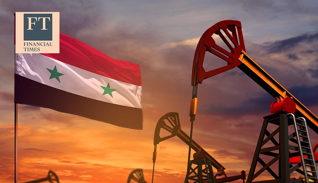 شركة أميركية تهرّب النفط السوري