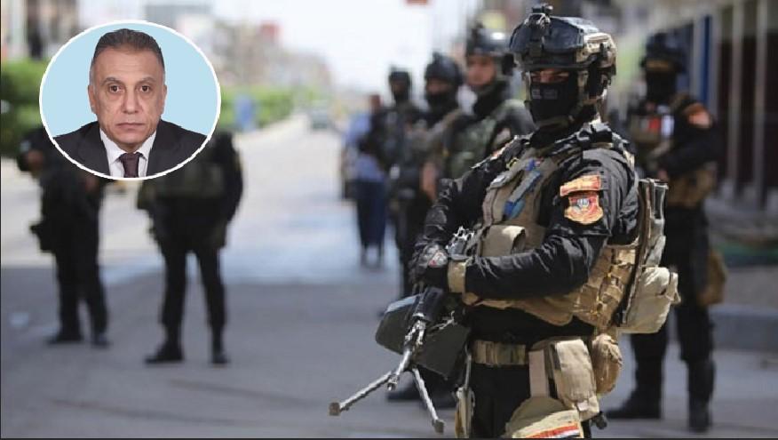 مشهدُ سحل متظاهر عراقي يدفع الكاظمي للاعتذار