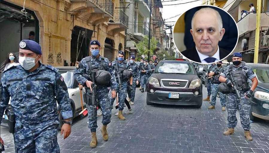 1200 إصابة بكورونا في صفوف قوى الأمن اللبناني