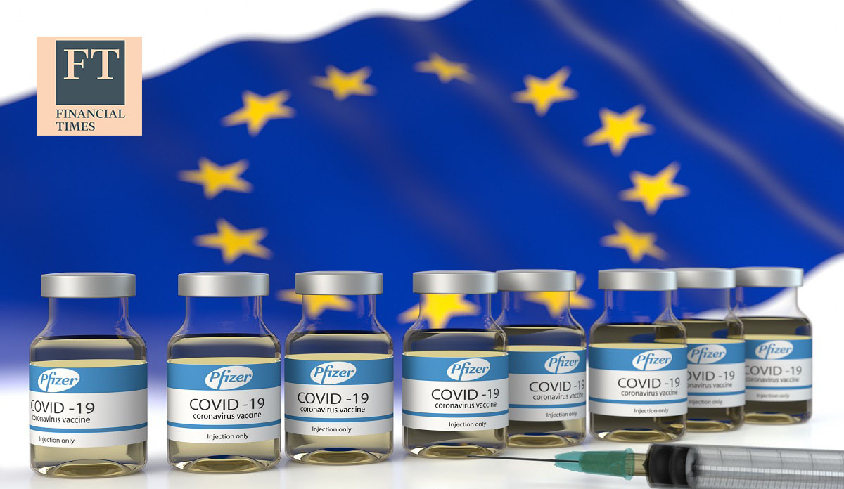 استراتيجية التطعيم الأوروبية.. تحت المجهر