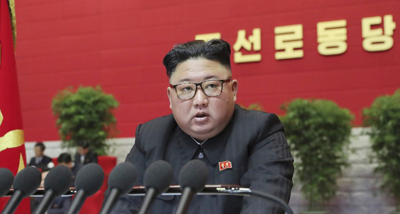 زعيم كوريا الشمالية يعلن عن تطوير أسلحة نووية جديدة