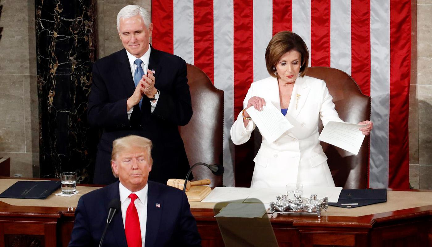 الديمقراطيون سيطلبون من ترامب المغادرة فوراً.. أو مواجهة المحاكمة