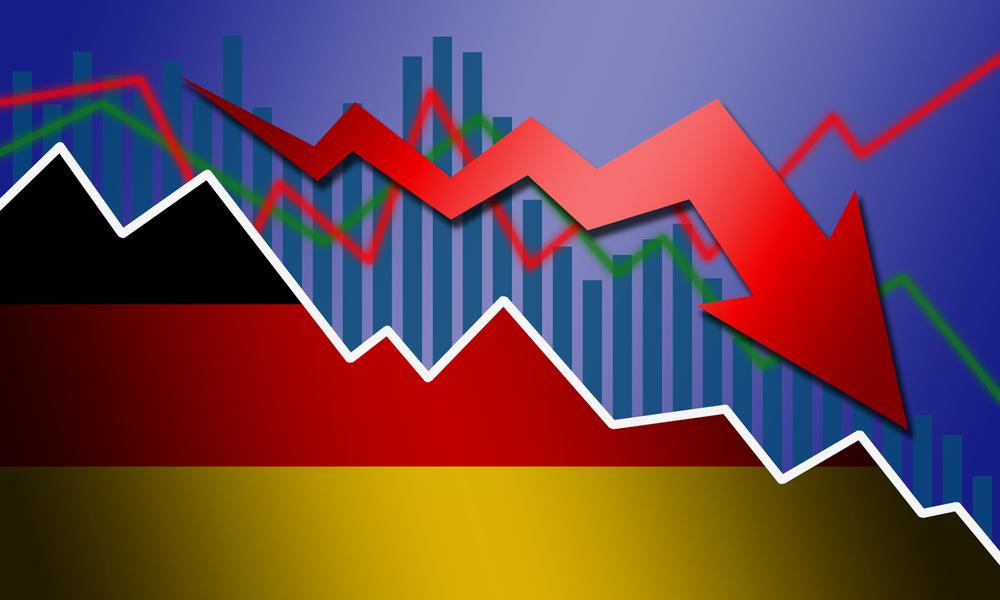 انكماش الاقتصاد الألماني 5% في عام 2020
