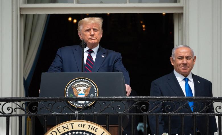 ترامب يضم إسرائيل إلى القيادة العسكرية الوسطى في الشرق الأوسط