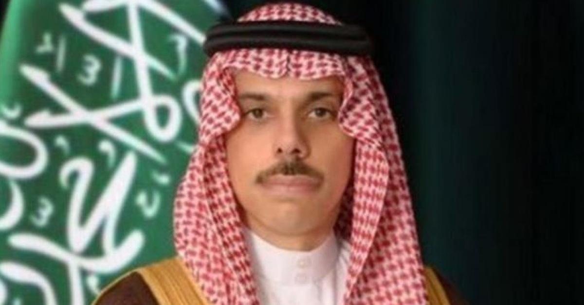 إتهم إيران بالضلوع في المأزق السياسي في لبنان.. وزير الخارجية السعودي: نعمل مع واشنطن لضمان الملاحة البحرية