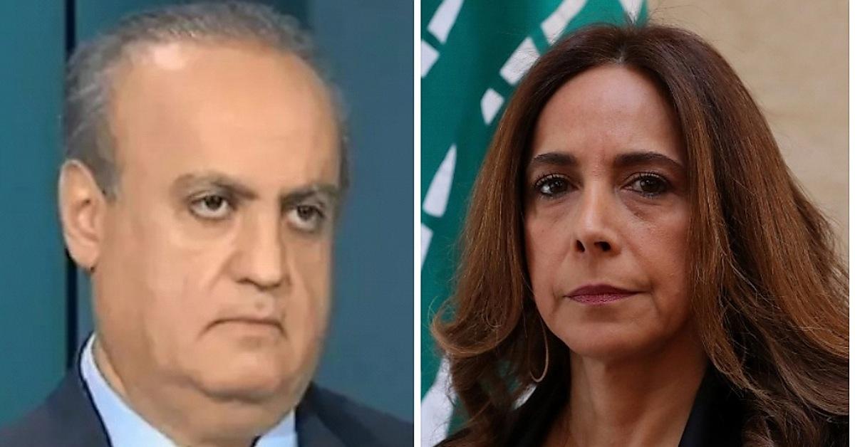 حرب بيانات بين وهاب وعكر.. يبدو أن أحداً أخبرها الكلام مغلوطاً!