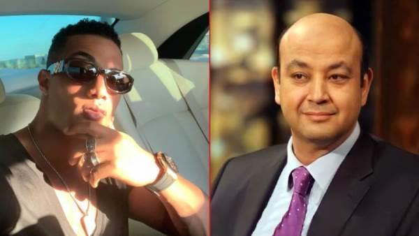 الأزمة تتصاعد بين عمرو أديب ومحمد رمضان