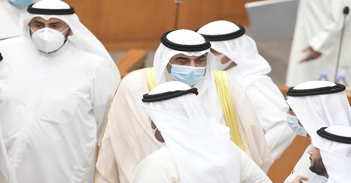 جلسة مصيرية لمجلس الأمة الكويتي غدا