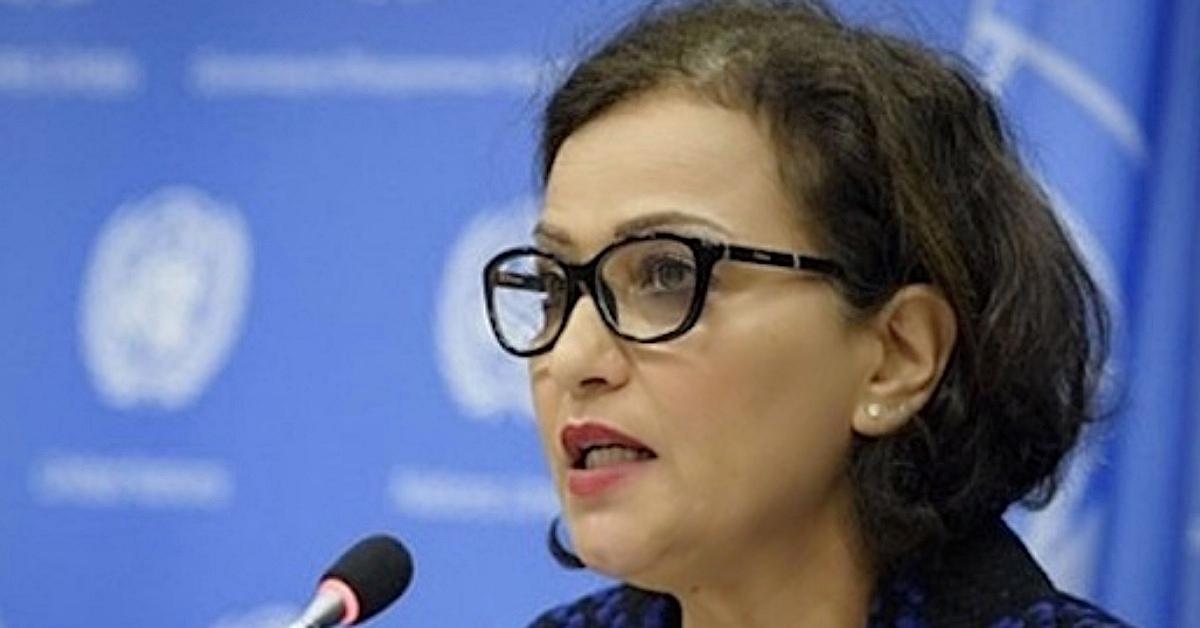 رشدي: الحلّ ليس بيد الأمم المتحدة.. وهذا ما يتطلّب عقد مؤتمر دولي