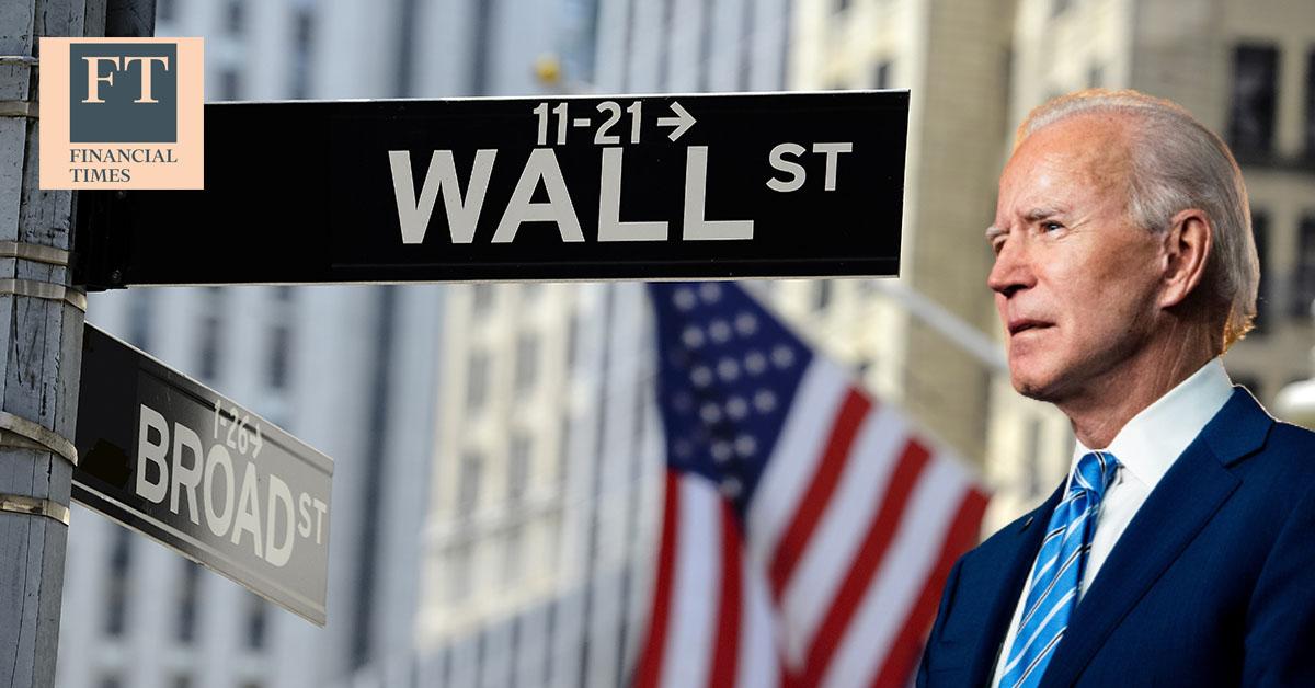 أول صدام بين بايدن وكبرى الشركات الأميركية