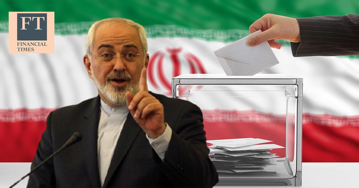 انتخابات الرئاسة الإيرانية على نار حامية.. والحرس الثوري يحاول قطع الطريق على ترشح ظريف