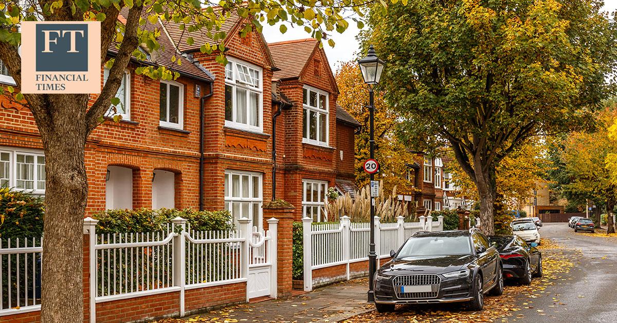 لندن.. الأولى عالمياً في مبيعات المنازل الفاخرة