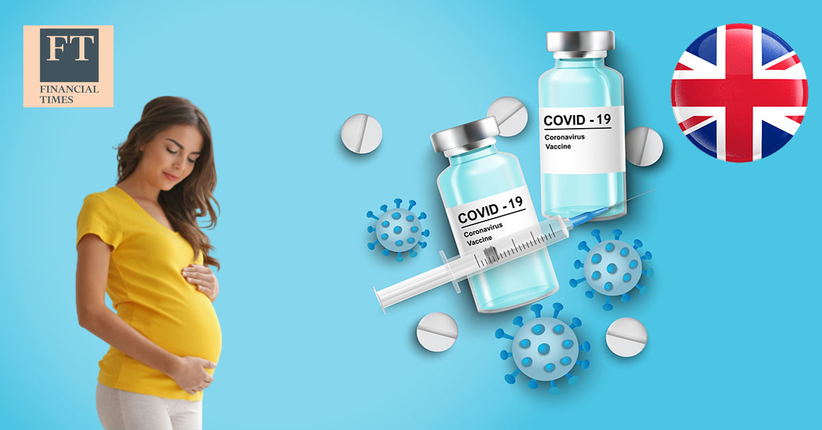المملكة المتحدة تجيز تطعيم النساء الحوامل ضد كورونا